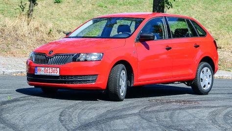 Skoda Rapid: Gebrauchtwagen-Test