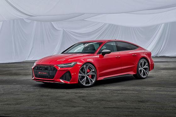 Alle Infos zum neuen Audi RS 7