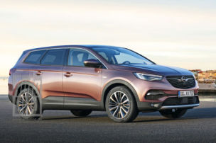 Opel Grandland X Autobildde