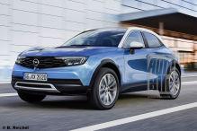 Opel Mokka X (2017): Erste Infos und Erlkönig
