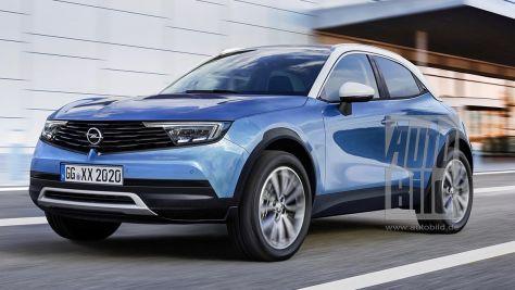 Opel Mokka X (2020): Vorschau