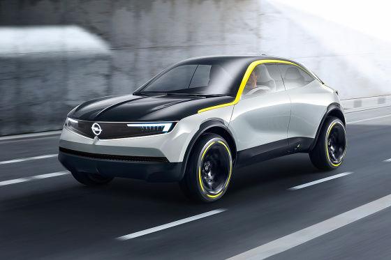 Opel strickt den Mokka X komplett um