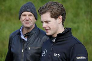Harrison und Adrian Newey in Le Mans?