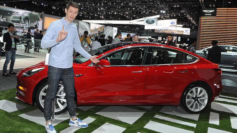 LA Auto Show 2017: Neuheiten-Check