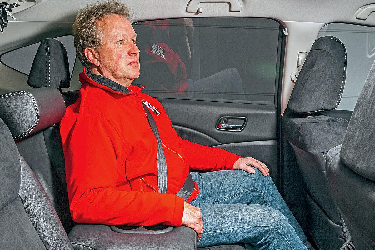 Gebrauchtwagen-Test Honda CR-V
