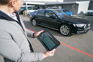 So testet Audi die Zukunft