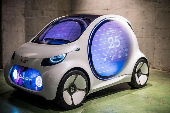 Eine Übersicht der autonomen Zukunft