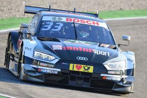 René Rast ist DTM-Meister 2017