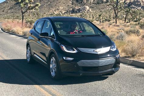 Chevrolet Bolt Ev Langzeittest Autobild
