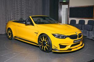 Bunte BMW aus Abu Dhabi