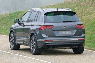 VW Tiguan R (2019)