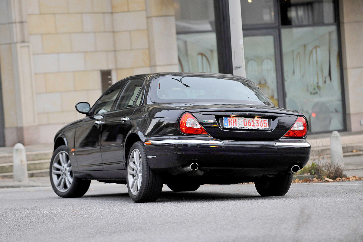 Gebrauchte Luxus-Limousinen