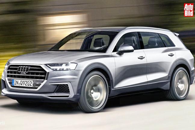 Video Audi Q9 2020 Autobild De