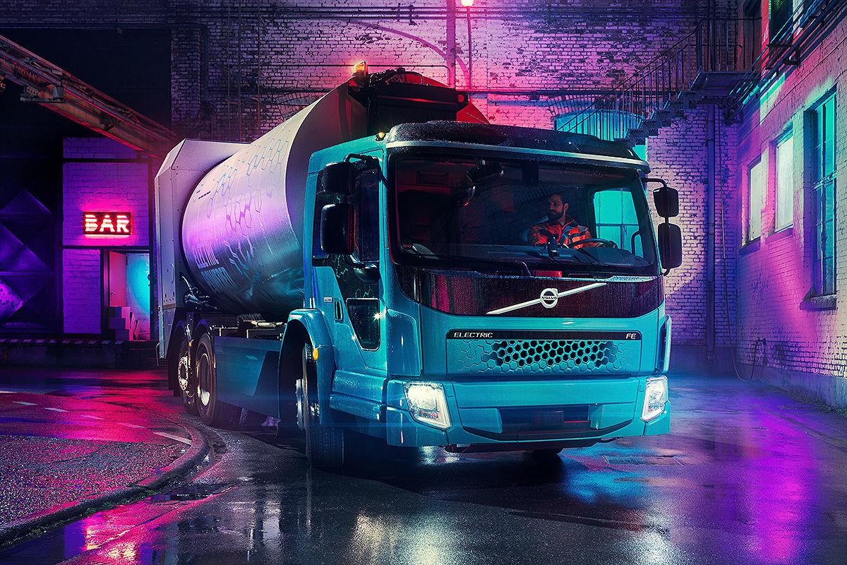 E-Lkw: Diese Trucks fahren elektrisch