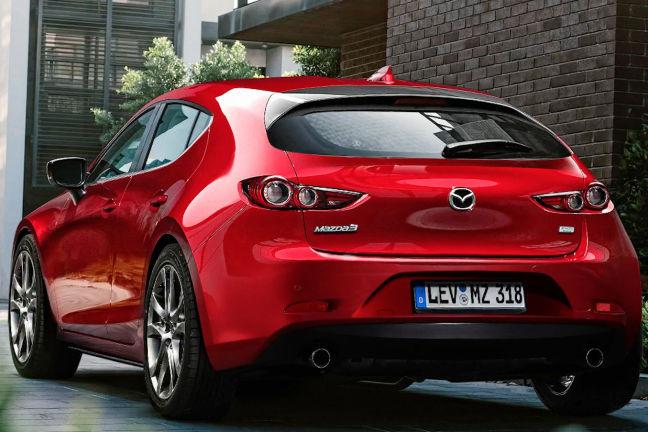 Video: Mazda3 (2019) - autobild.de