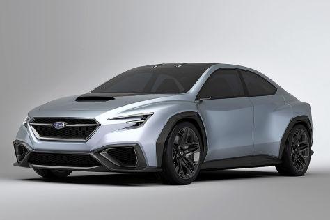 Subaru Impreza WRX (2020): Gerücht