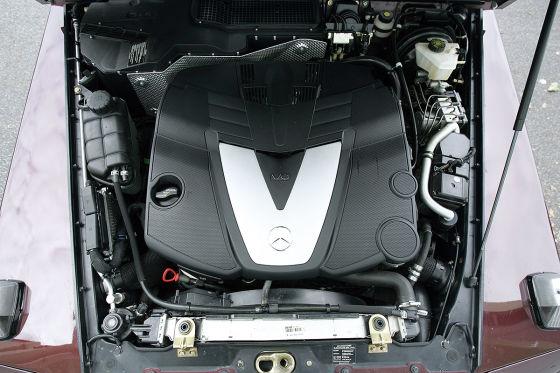 Mercedes G-Klasse (463)
