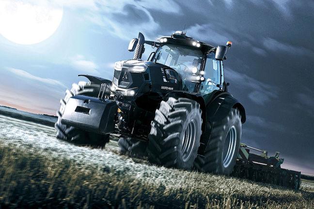 Vip Auto Leasing >> Video: Landmaschinen (2018) - autobild.de