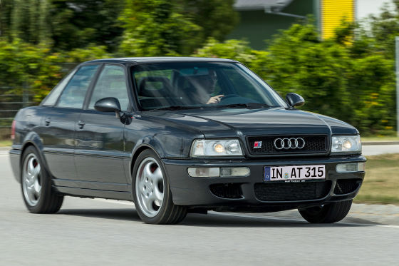 Audi RS 2 Limousine