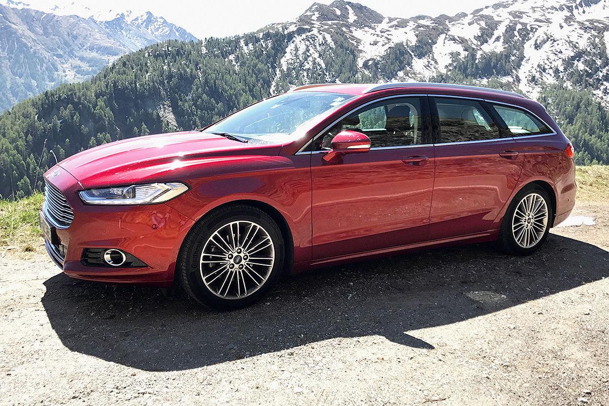 Ford Mondeo Turnier im 100.000-Kilometer-Dauertest