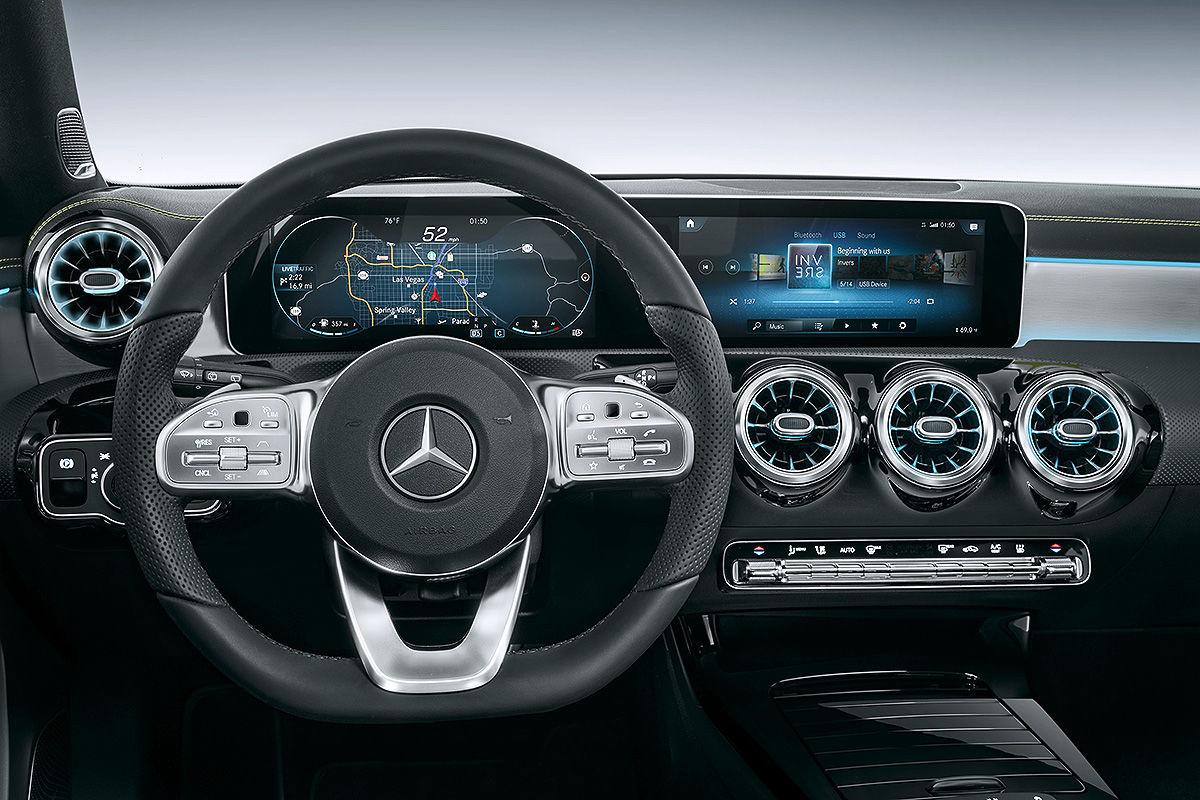 Mercedes A-Klasse  !! Sperrfrist 09. Januar 2018 22:00 Uhr MEZ !!