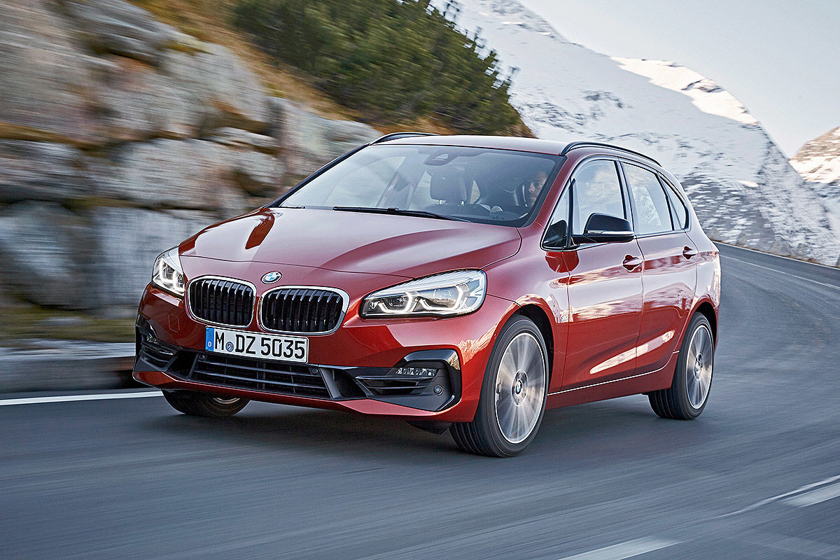 bmw 2er active tourer gran tourer 2018 bilder. Black Bedroom Furniture Sets. Home Design Ideas