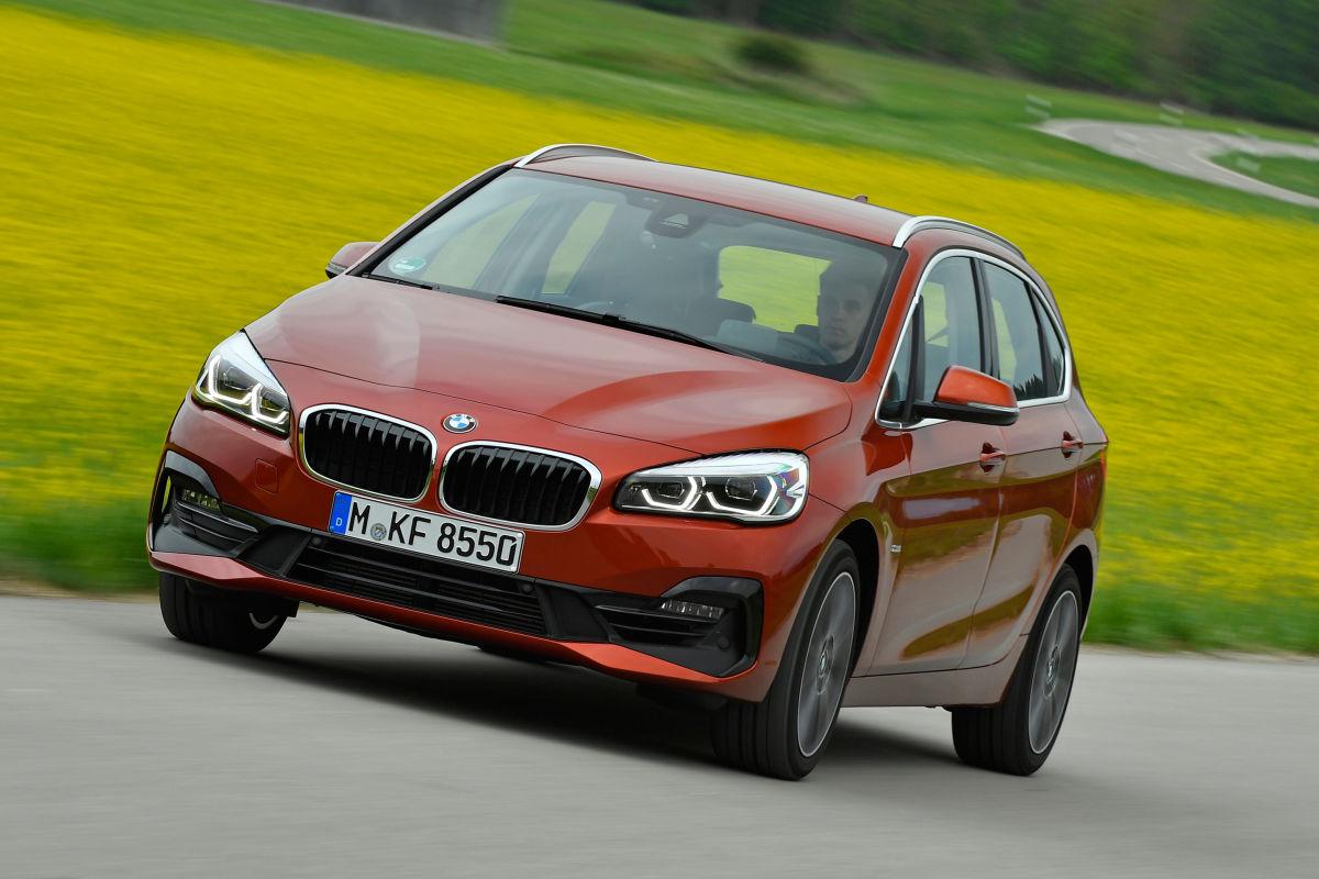 BMW 2er Active Tourer/Gran Tourer (2018)