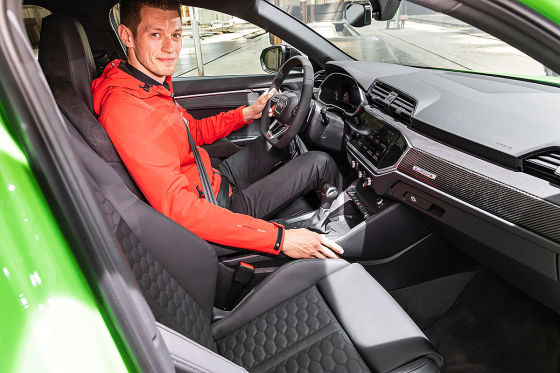 Neuer Audi RS Q3 mit 400 PS