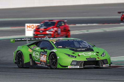 Lamborghini: Deutscher weiterhin Werksfahrer