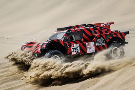 Dakar: Sainz mit Etappensieg