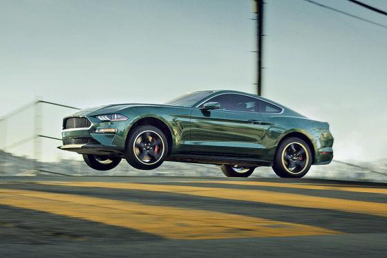 Alle Infos zum Mustang Bullitt
