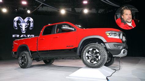 Detroit Auto Show (NAIAS) 2018: Kommentar
