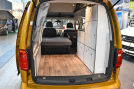 VW Caddy als Reimo Camp
