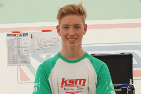 Formel 4: David Schumacher in Abu Dhabi