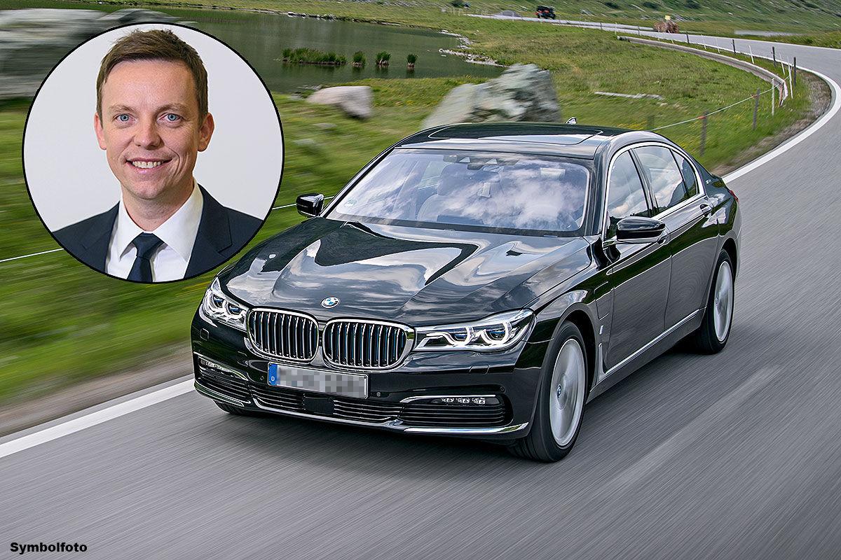 Deutsche Politiker: Verbauchswerte der Dienstwagen (2018)