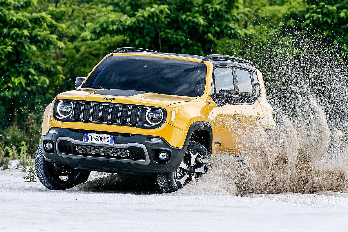 Jeep Renegade Facelift (2018): Neue Infos