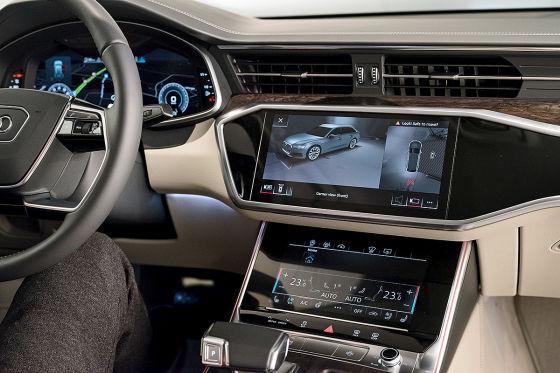 Audi A6 Avant   !! Sperrfrist 11. April 2018 00:01 Uhr !!