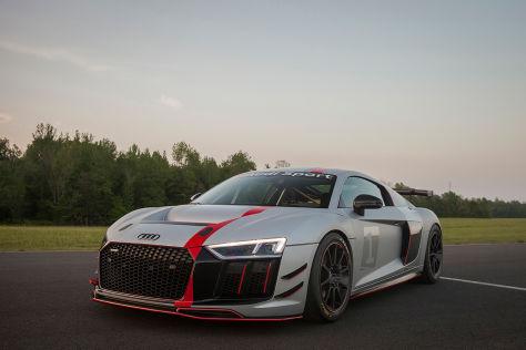 Audi R8 LMS GT4 (2018)