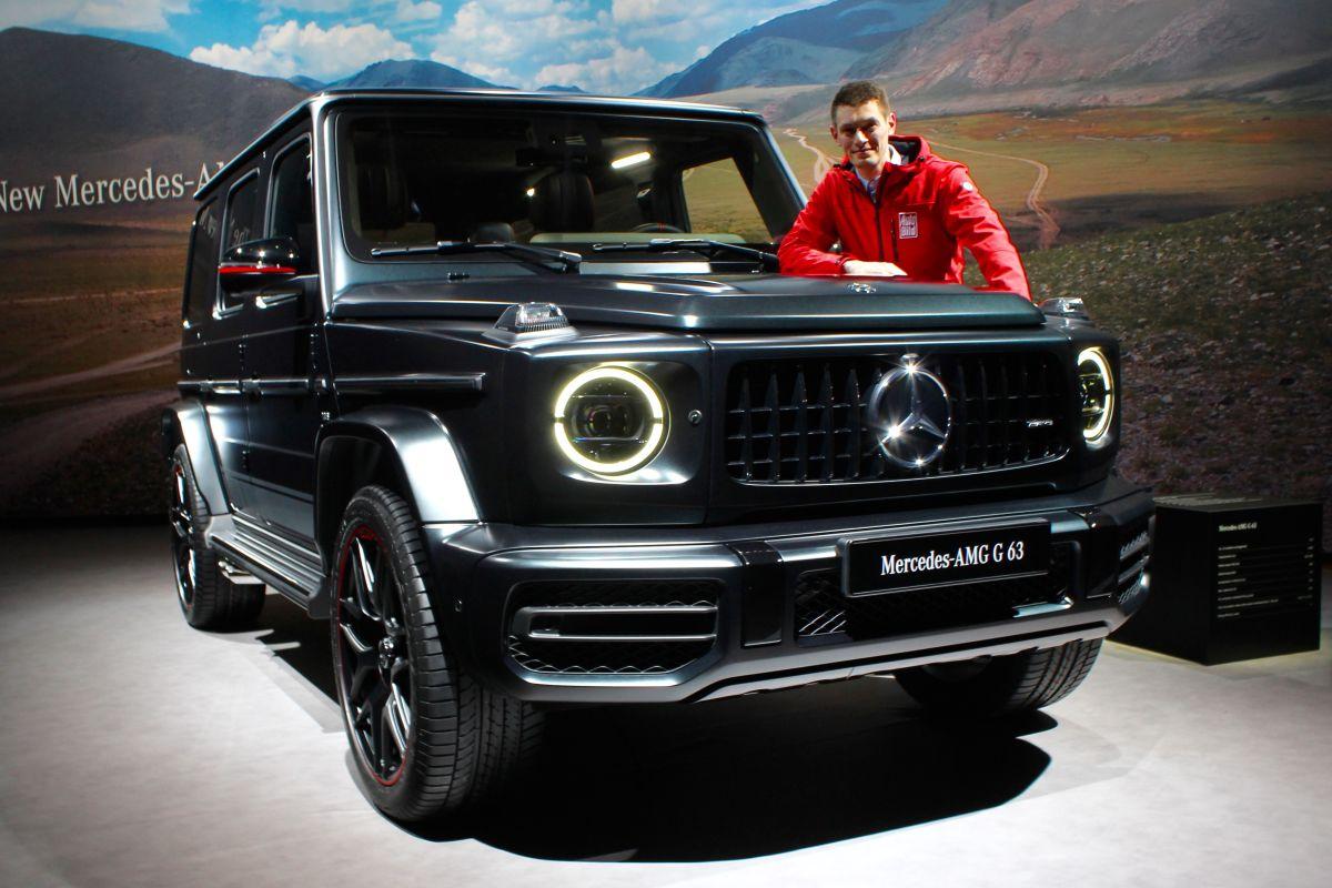 Mercedes-AMG G 63 (2018): Alle Infos