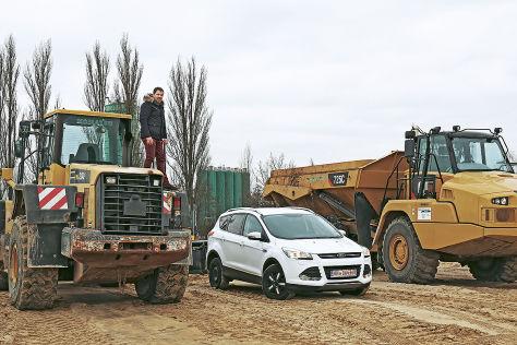 ford kuga ii: gebrauchtwagen-test - autobild.de