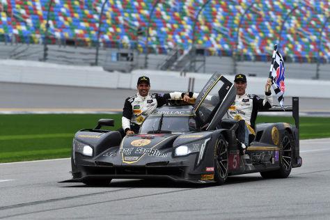 24h von Daytona: das Ergebnis