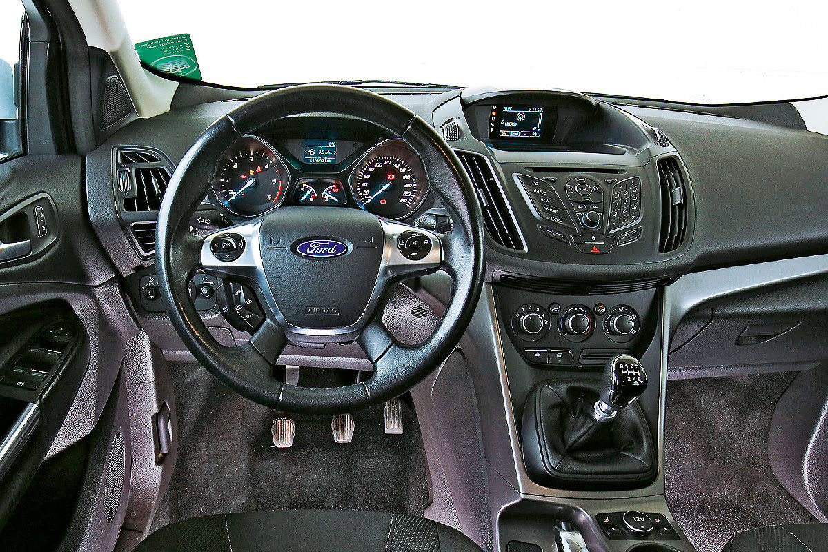 Gebrauchtwagen-Test Ford Kuga II