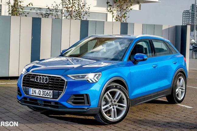 Video Audi Q3 2018 Autobild De