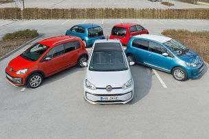 Gesucht: Der beste VW Up