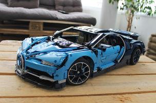 So baue ich mir 'nen Bugatti Chiron