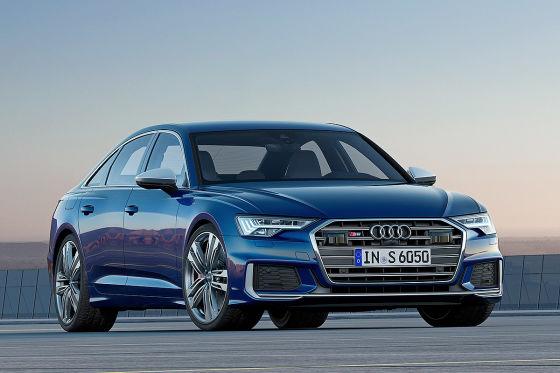 Alle Infos zum neuen Audi S6