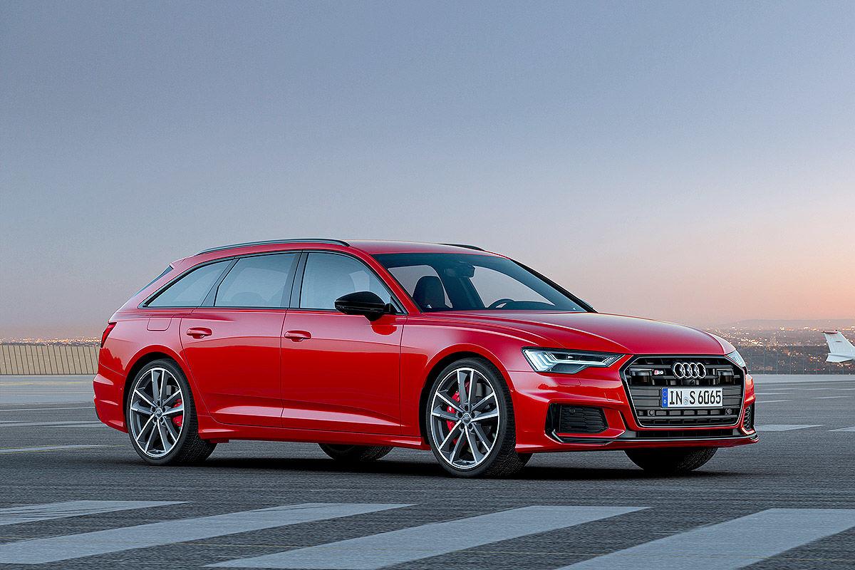 Bildergalerie Audi S6 (2019)
