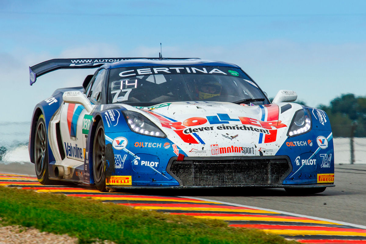 ADAC GT Masters: Die technischen Daten der Supersportler