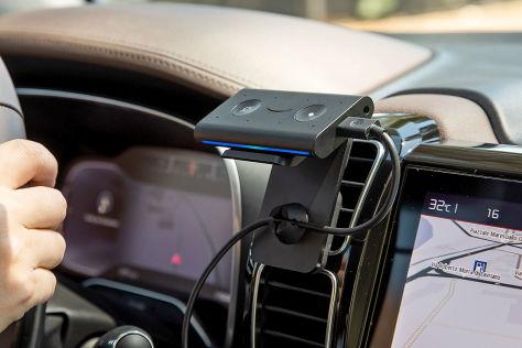 Alexa: Sprachsteuerung im Auto