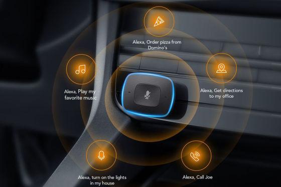 So kommt Alexa ins Auto